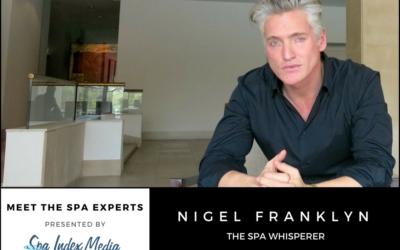 Meet The Spa Experts: Nigel Franklyn